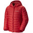 Columbia Powder Lite Jacket Children red